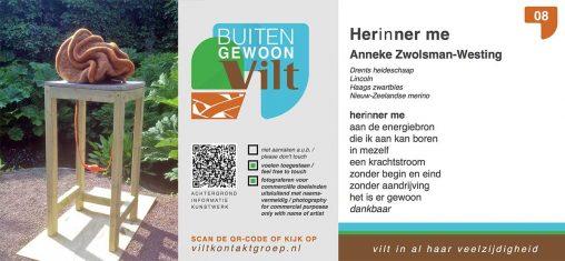 Viltflexplek kunst natvilten Den Haag