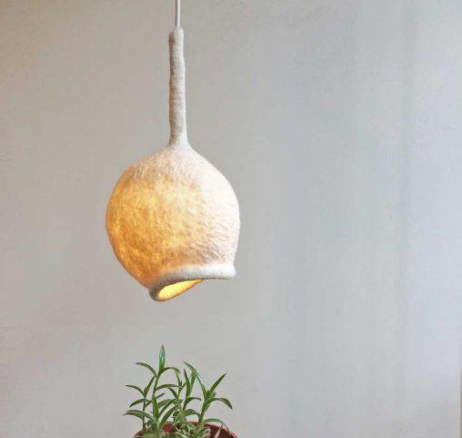 Natvilten lamp Den Haag